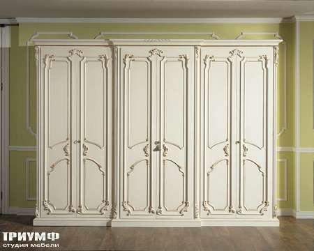 Итальянская мебель Silik - Шкаф платяной Larissa