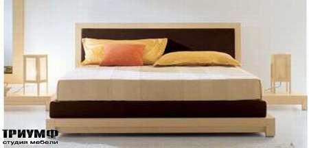 Итальянская мебель Rattan Wood - Кровать Culture