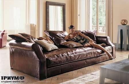 Итальянская мебель Love Luxe (Longhi) - Диван глубокий Rubens