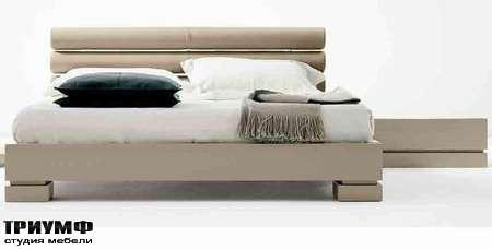 Итальянская мебель Varaschin - кровать Orson