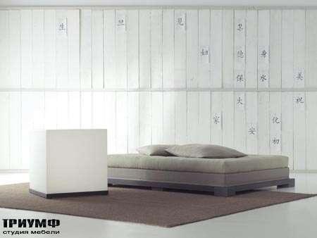 Итальянская мебель Orizzonti - кровать Andaman Sommier 1