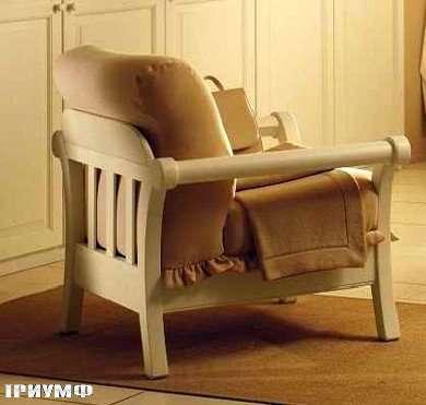 Итальянская мебель De Baggis - Кресло Е0711