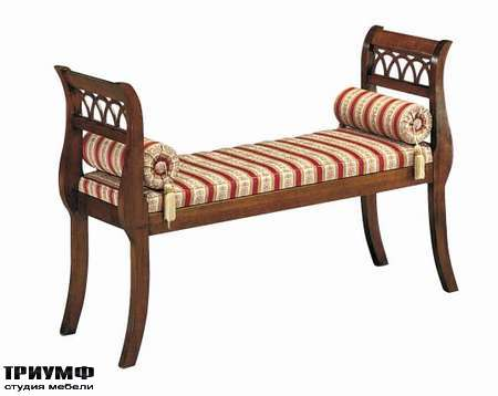 Итальянская мебель Interstyle - Moisson кушетка