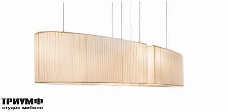 Бельгийская мебель JNL  - elipse pendant light
