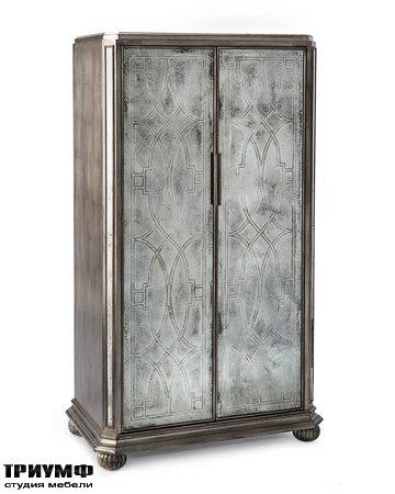 Американская мебель John Richard - Linton Two Door Cabinet