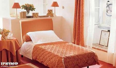 Итальянская мебель Halley - Кровать Filippo