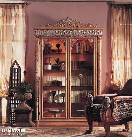 Итальянская мебель Jumbo Collection - Витрина 2 двери коллекция Four Seasons