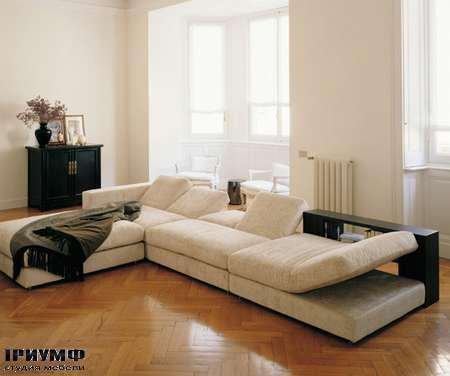Итальянская мебель Love Luxe (Longhi) - Диван трансформер Strike