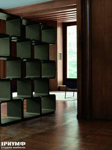 Итальянская мебель Ivano Redaelli - Стеллаж открытый Hamilton