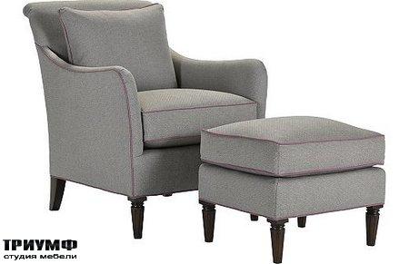 Американская мебель Drexel - Cherise Ottoman