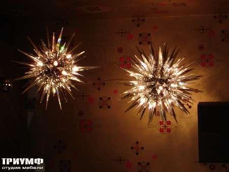 Итальянская мебель Rugiano - Светильник подвесной