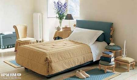 Итальянская мебель Halley - Gaia кроватка Morgan