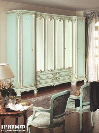 Итальянская мебель Silik - Шкаф на ножках Morgana