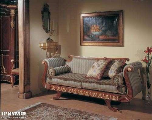 Итальянская мебель Francesco Molon - Диван двухместный D399, the upholstery collection
