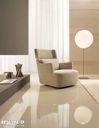 Итальянская мебель CTS Salotti - Кресло современное Plaсe