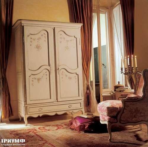 Итальянская мебель Salda - Шкаф 2-х дверный COD- 8513