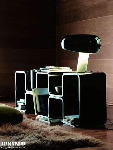 Итальянская мебель Ivano Redaelli - Hamilton журнальный стол