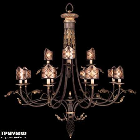 Американские светильники Fine Art Lamps  - люстра