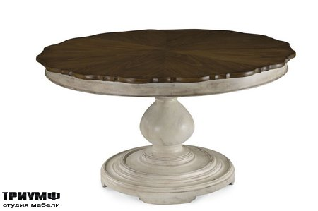 Американская мебель A.R.T. - Belmar New Round Dining Table