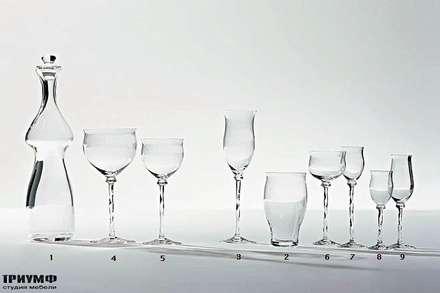 Итальянская мебель Driade - Набор бокалов