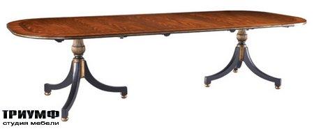 Американская мебель Lillian August - Wessex Double Pedestal Dining Table