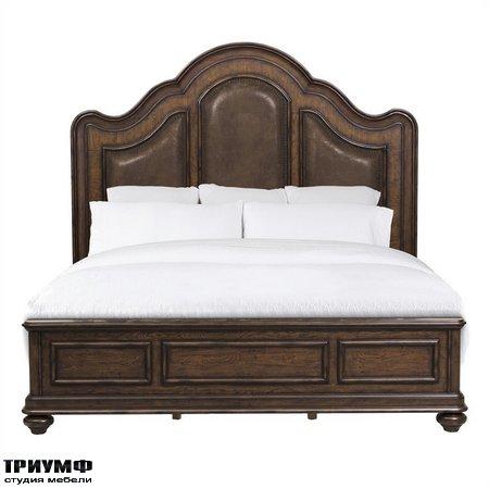 Американская мебель Pulaski - Quentin Bed