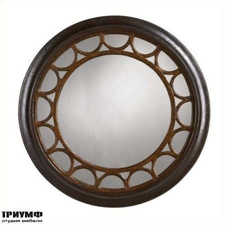 Американская мебель Stanley - Archipelago Moor Island Ring Mirror in Negril