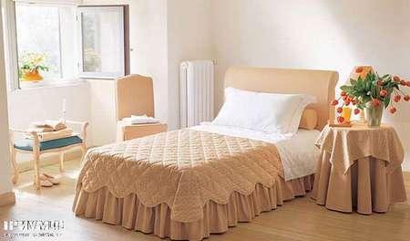 Итальянская мебель Halley - Кровать Burton односпальная