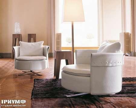 Итальянская мебель Love Luxe (Longhi) - Кресло полукруглое Charme