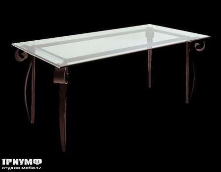 Итальянская мебель Cantori - стол Lesena