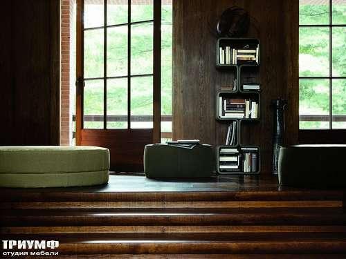 Итальянская мебель Ivano Redaelli - Круглый пуф