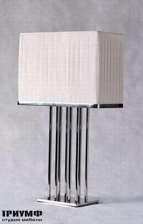 Бельгийская мебель JNL  - table lamp evora
