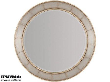 Американская мебель Hooker firniture - Urban Elevation Round Mirror