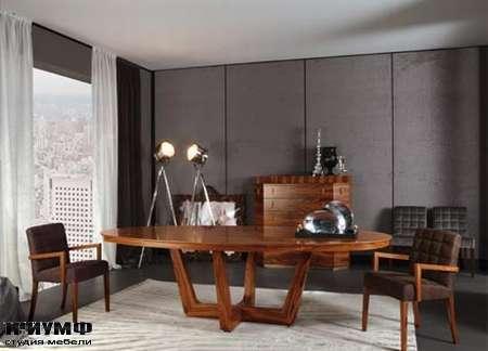 Итальянская мебель Mobilidea - Стол tribecat арт.5095