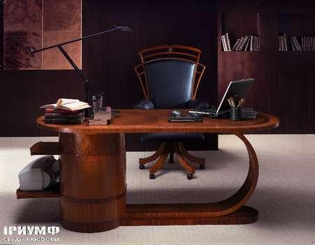 Итальянская мебель Carpanelli Spa - Zebrano SC16