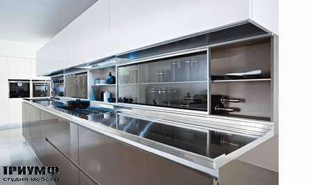 Кухня Dune вариант с голами