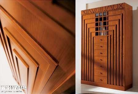 Итальянская мебель Sellaro  - Шкаф Dox