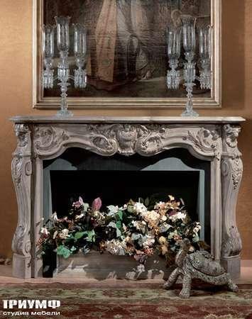Итальянская мебель Provasi - fire place
