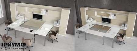 Итальянская мебель Frighetto - workwall eng