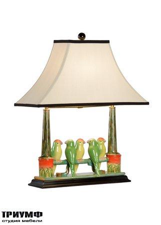 Американская мебель Wild Wood - BUDGIES LAMP