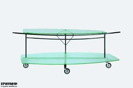 Итальянская мебель Driade - Стол журнальный Betsy