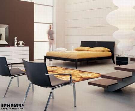 Итальянская мебель Cattelan Italia - Кровать Maui