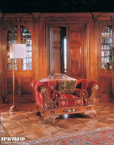 Итальянская мебель Francesco Molon - Кресло, the upholstery collection
