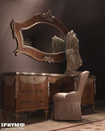Итальянская мебель Jumbo Collection - Туалетный столик LACE FIOTO