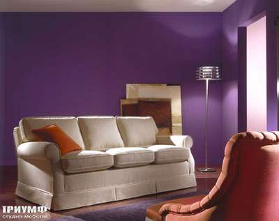 Итальянская мебель Zanaboni - Диван-кровать Boston