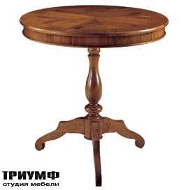 Итальянская мебель Morelato - Приставной стол на фигурной ножке