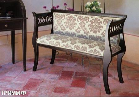 Итальянская мебель Tonin casa - диванчик для прихожей