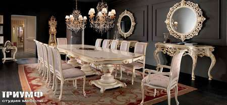 Итальянская мебель Modenese Gastone - Villa Venezia гостиная