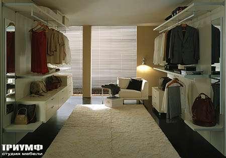 Итальянская мебель Vittoria - шкаф    Cabina