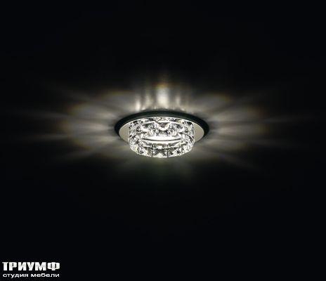 Освещение из Австрии Swarovski - ringlet
